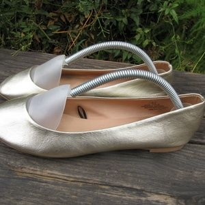 H&M Ballet Flats Shoes Holiday Party Size 6
